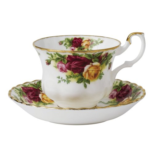 Royal Albert Old Country Roses Boxed Cup and Saucer