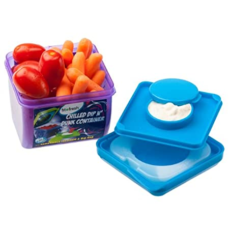 Kids' Dip N' Dunk Snack Container