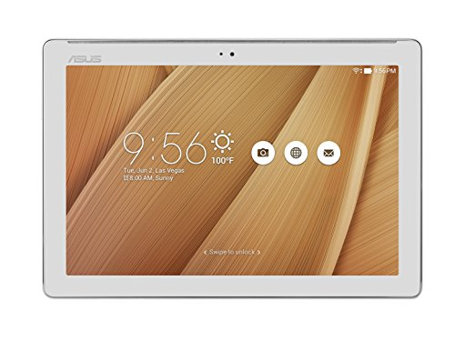 "Asus ZenPad Z300M-6L039A Tablet da 10"" HD, Processore Quad Core 1,3 GHz, HDD da 16 GB, RAM 2 GB, Oro Rosa"