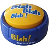Blah! Button ® (Features 12 Funny Phrase!)