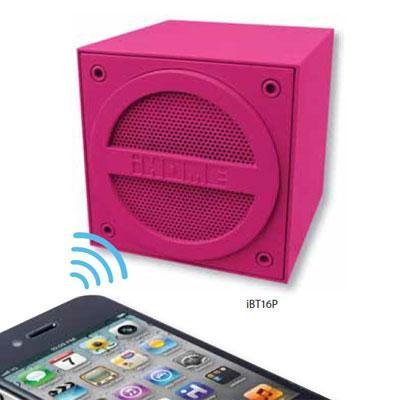 Bluetooth Mini Cube Pink