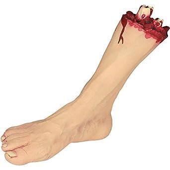 Seasons Severed Foot