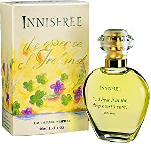 Fragrances Of Ireland Innisfree Eau de Parfum Spray, 1.7 Fluid Ounce