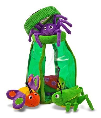Melissa & Doug Deluxe Bug Jug Fill & Spill Soft Baby Toy Toy, Kids, Play, Children front-358174