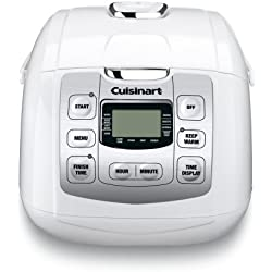 Cuisinart FRC-800 Rice Plus Multi-Cooker with Fuzzy Logic Technology