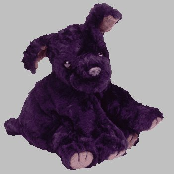 TY Classic Plush - PEPPER the Dog