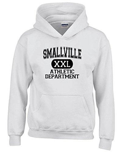 Cotton Island- Felpa hoodie bambino OLDENG00244 smallville athletic department, Taglia 5-6anni