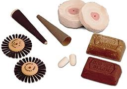 Procraft Jewelry Polishing And Buffing Kit Small