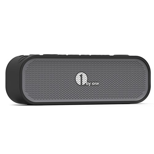 1byone-portable-bluetooth-speaker-with-enhanced-bass-in-outdoor-ipx5-waterproof-built-in-mic-black