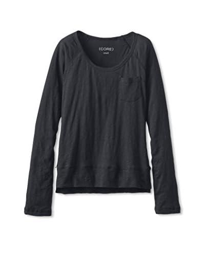 CORE Women's Sweatshirt Top with Pocket