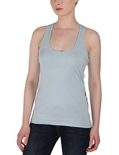Bench - Tank Top Volley II, Camicia di maternità Donna, Blu (Celestial Blue), Medium (Taglia Produttore: Medium)