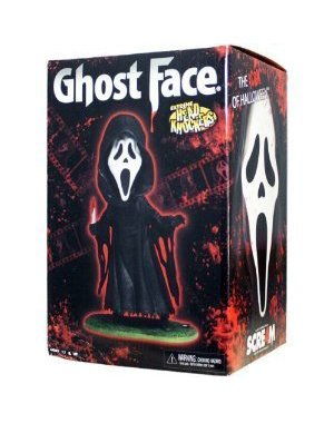 NECA Scream inches Ghost Face inches Extreme Head Knocker 1