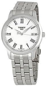 Tissot Men's T0334101101300 Dream White Dial Watch