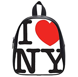 new york city i love new york backpack kid s school bag small by