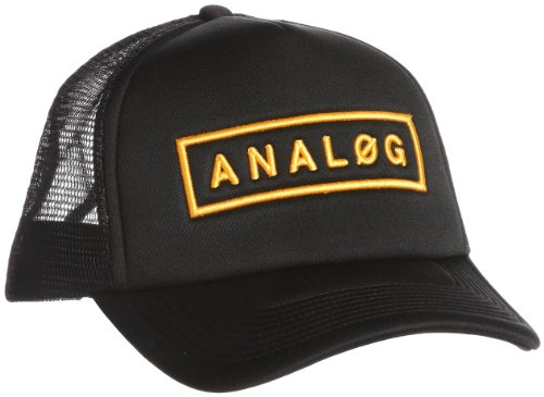 (���ʥ?)ANALOG AG HEADLINE TRUCKER 287935  TRUE BLACK 1SZ FITALL
