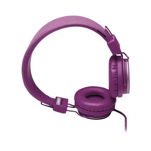 Purple Grape Oem Urbanears Plattan Universal Over Ear Collapsible Portable Headphones Mic