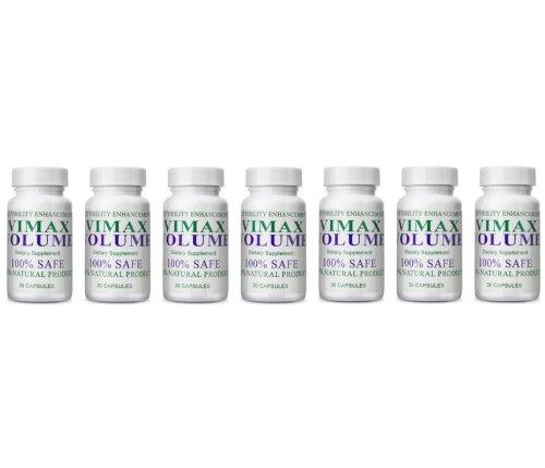 Volume Pills Vimax sperme 7 Mois