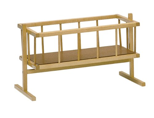 Steffy Wood Products Doll Cradle