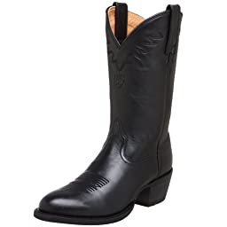 Ariat Men\'s Sedona Western Cowboy Boot, Black, 10.5 EE US