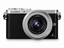 Panasonic LUMIX DMC-GM1KS Compact System Camera with 12-32mm Silver Lens Kit