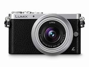 Panasonic LUMIX DMC-GM1KS Mirrorless Digital Camera with 12-32mm Silver Lens Kit