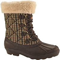 UGG Newberry Womens Boots - Stout Plaid/Stout