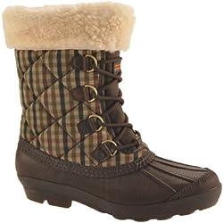 UGG Newberry Womens Boots - Stout Plaid/Stout