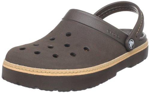 Crocs Men'S Crocs Cobbler Clog,Espresso,9 M Us front-698461