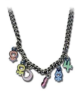 Sailor Moon Soldier Symbol Necklace - GE8164