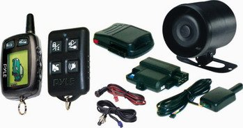 Pyle Pwd501 Lcd Two-Way Remote Start/Security System front-855382