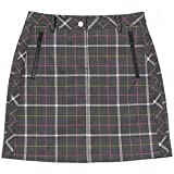 Nivo Sports Ladies Sharp Plaid Skorts