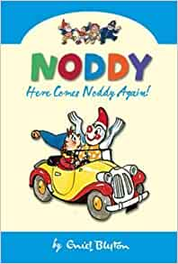 Here Comes Noddy Again. Dust Jacket. 1951. Near  Mint  Unread Condition.E.Blyton