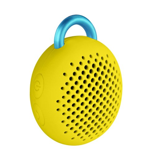 Satechi® Divoom Bluetune-Bean (Yellow) Portable Bluetooth Speaker For Smartphones, Music Players, Tablets, Laptops, Iphone 6, 5S, 5C, 5, 4S, Ipad Mini/Air, Ipod Touch 5G, 4G, Samsung Galaxy S5, S4, Note 3, 2, Nexus 5, Lg Optimus, Blackberry, Droid, Htc On