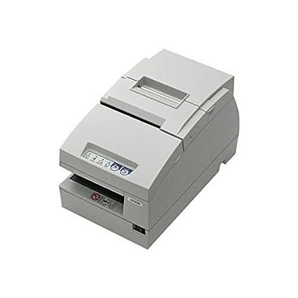 Epson TM H6000III Imprimante à reçu deux couleurs thermique en ligne/matricielle A5, Rouleau (7,95 cm) série