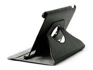 BADASS BAG Acer Iconia A200 A210 A211 360 Smart Cover - Schwarz
