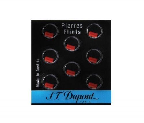 ST Dupont pietra accendino rosso 650