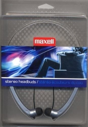 Maxell HB-202 Stereo Headphone - Wired Connectivity (Hb 202 compare prices)