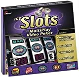 Slots & Multiplay Video Poker (Jewel Case)