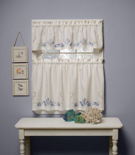 Seashell Curtains : Seashell Curtains