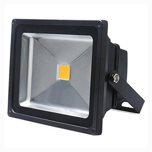 Auralum-2-Jahre-Garantie-50w-3700LM-IP65-LED-Fluter-Auenstrahler-Scheinwerfer-230V-4000K-4500K-Neutralwei-mit-TV-Zertifizierung
