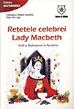 img - for Retetele celebrei Lady Macbeth (Romanian Edition) book / textbook / text book