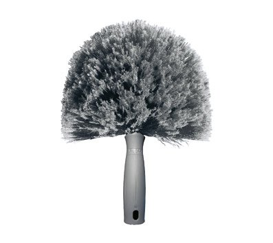 Unger Cobw0 Starduster Cobweb Duster Brush, Split-Tipped Soft Poly Fibres Bristles, 20Cm Size (Case Of 6)
