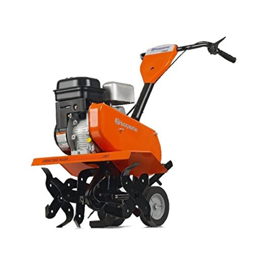 Husqvarna Ft900-Ca Adjustable Width Briggs & Stratton 900 Series Gas Powered Front Tine Tiller (Carb Compliant) (Discontinued By Manufacturer)