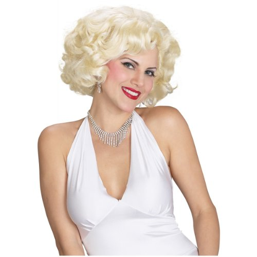 Marilyn Monroe Wig Costume Accessory