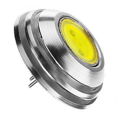 G4 2W Cob 160Lm 6000K Cool White Light Led Spot Bulb (Dc12V)