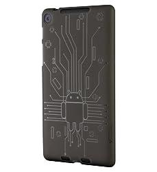 Google Nexus 7 2013 Tablet Cruzerlite Bugdroid Case for ASUS New Nexus 7 Tablet -Smoke