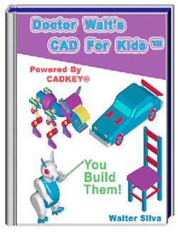 Doctor Walt's CAD For Kids