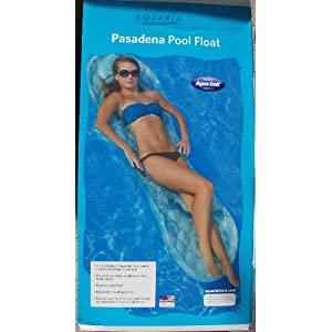 Aquaria Pasadena Pool Float - Assorted Colors