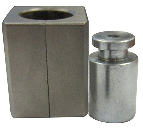 [해외]Mastercool (71099-TC) 실버 전송 라인 다이 냉각과 GM에 대한 어댑터 설정/Mastercool (71099-TC) Silver Transmission Cooling Line Die and Adapte