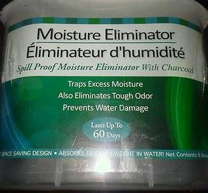 The Home Store Moisture And Odor Eliminator Absorber With